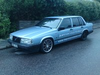 Picture of 1990 Volvo 740 GLE, exterior