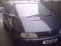 1996 Renault Espace Overview