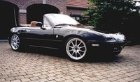 Picture of 1992 Mazda MX-5 Miata Base, exterior, gallery_worthy