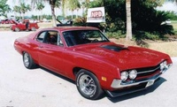 1970 Ford Fairlane Picture Gallery