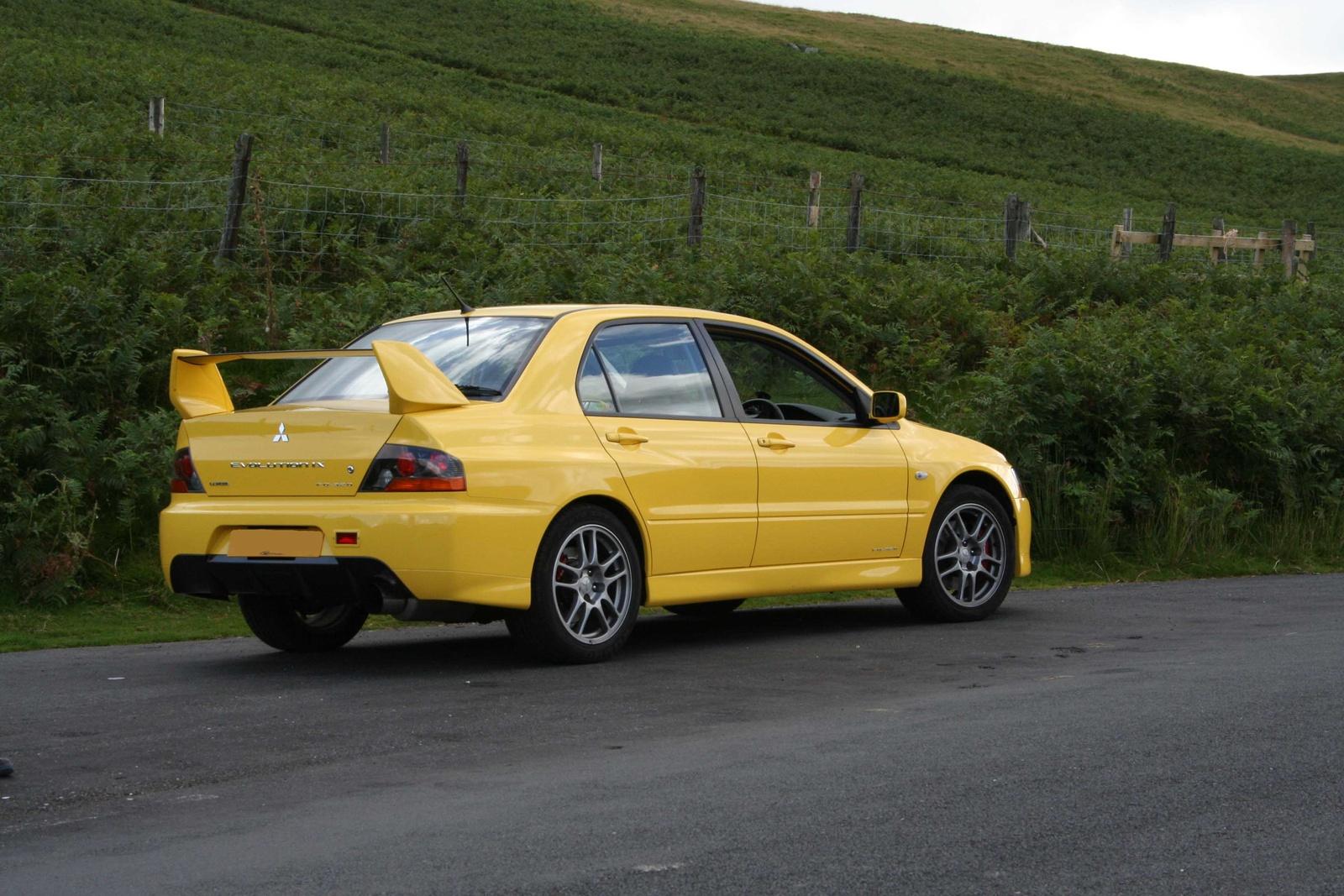 2005 Mitsubishi Lancer Evolution Pictures Cargurus