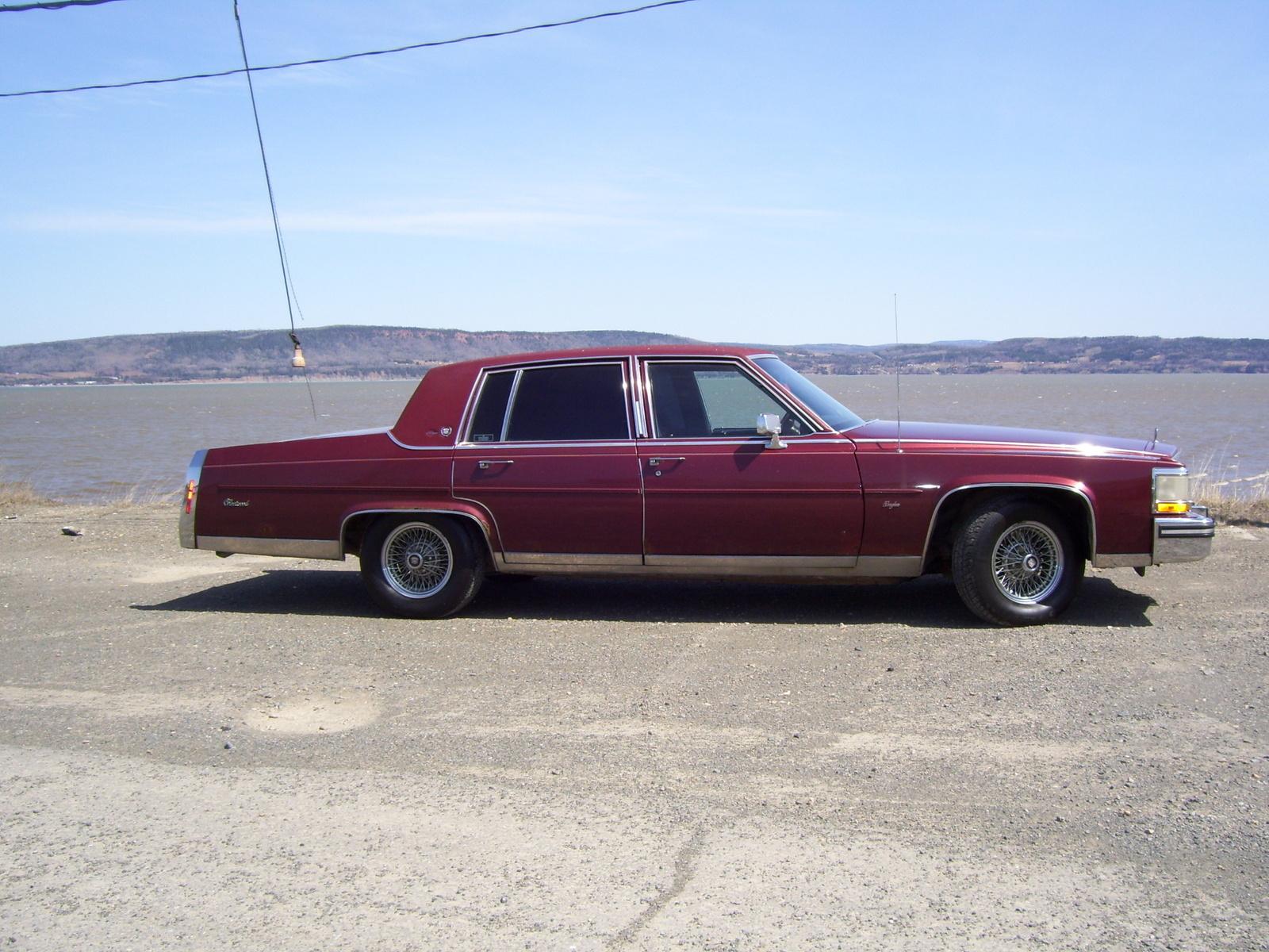 1987 Cadillac Fleetwood - Overview - CarGurus