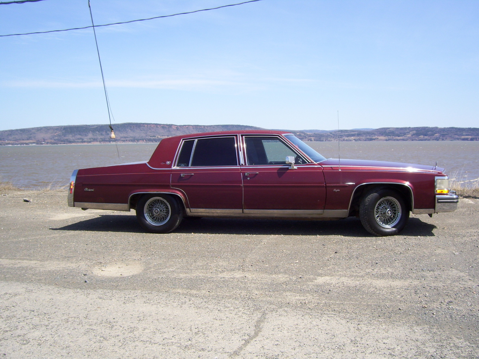 Picture of 1987 Cadillac Fleetwood, exterior