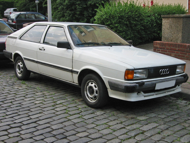 Picture of 1986 Audi Coupe