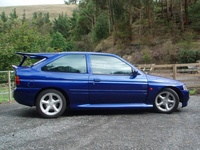 Picture of 1995 Ford Escort, exterior