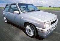 1988 Vauxhall Nova Overview