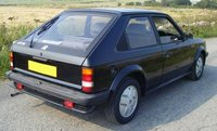 1987 Vauxhall Astra Overview