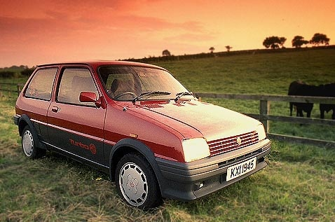 Picture of 1988 MG Metro