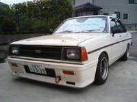 1981 Datsun 1200 Picture Gallery