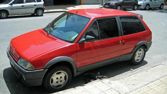Picture of 1991 Citroen AX, exterior