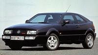 1992 Volkswagen Corrado Overview
