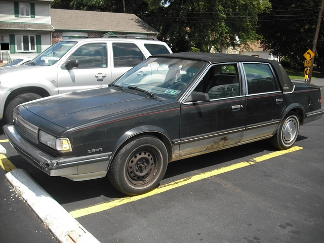 Picture of 1987 Chevrolet Celebrity