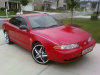 Picture of 2003 Oldsmobile Alero GLS, exterior