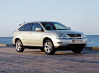 2003 Lexus RX 300 Picture Gallery