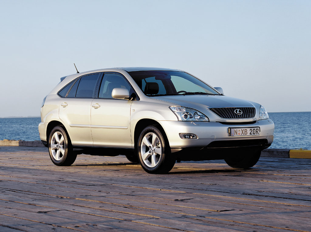 2003 Lexus RX 300 Base picture
