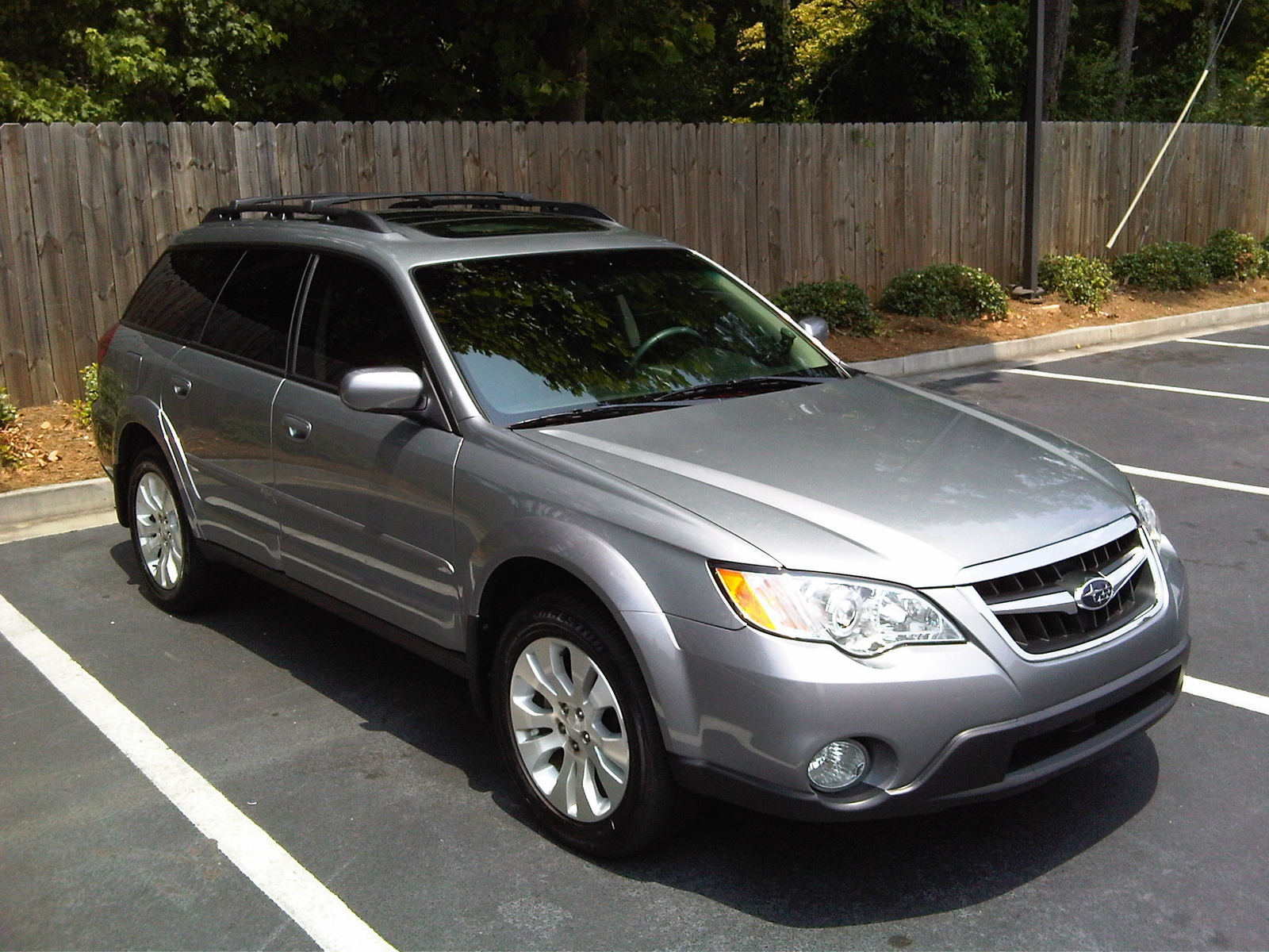 2009 subaru tribeca overview cargurus picture of 2009 subaru outback 25i limited exterior galleryworthy vanachro Images