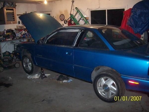 Picture of 1993 Oldsmobile Achieva 2 Dr S Coupe