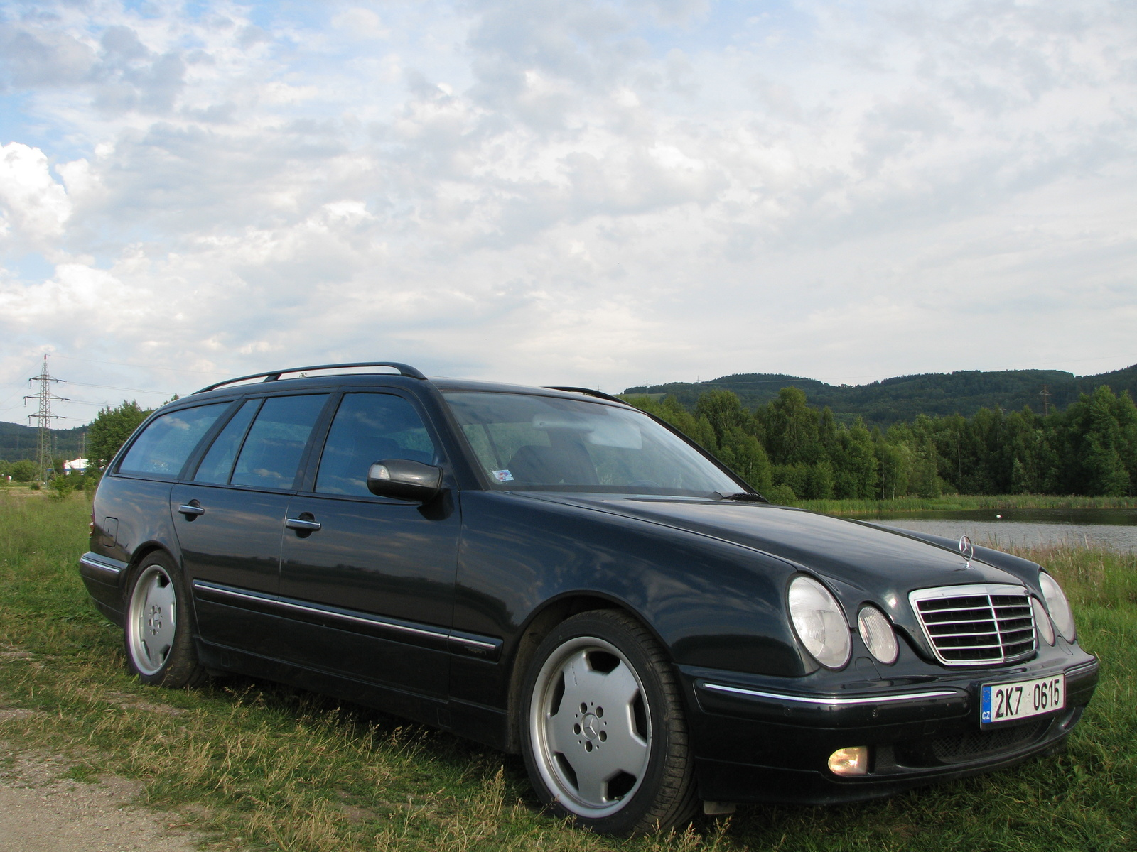 2002 mercedes benz e class pictures cargurus for 2000 mercedes benz e320 wagon