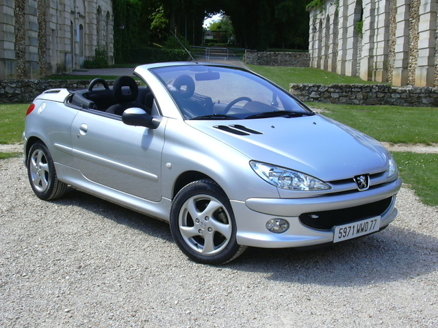 2001 Peugeot 206 - User Reviews - CarGurus