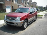 2002 Mercury Mountaineer Overview
