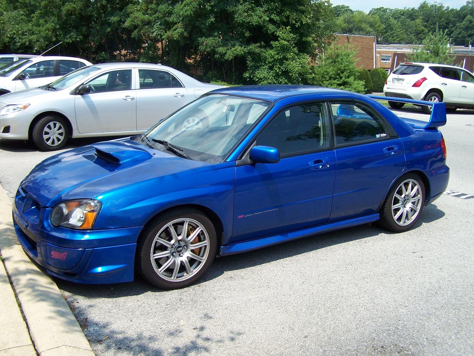 Subaru Impreza Wrx Sti Questions What Year Sti And Color Do U