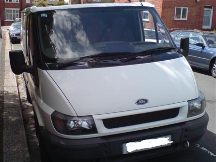 2002 Ford Transit Cargo, 2002 Ford Transit picture, exterior