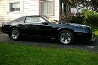 1987 Chevrolet Camaro, I accidently added this to C/K 1500, sorry, exterior
