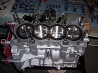 2000 Acura Integra 2 Dr GS-R Hatchback picture, engine