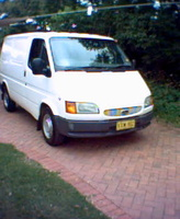 1999 Ford Transit Cargo Overview