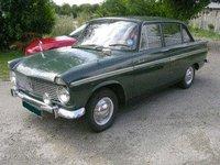 1966 Hillman Minx Overview