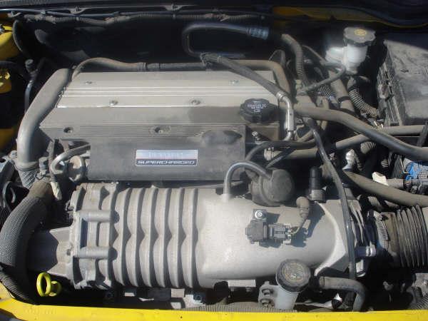 nyar neh: Chevrolet Cobalt Ss Supercharged