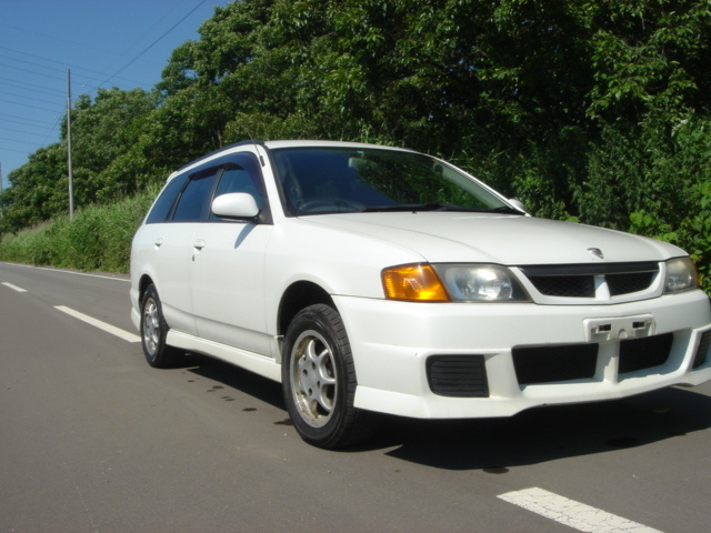 Picture of 2005 Nissan Wingroad