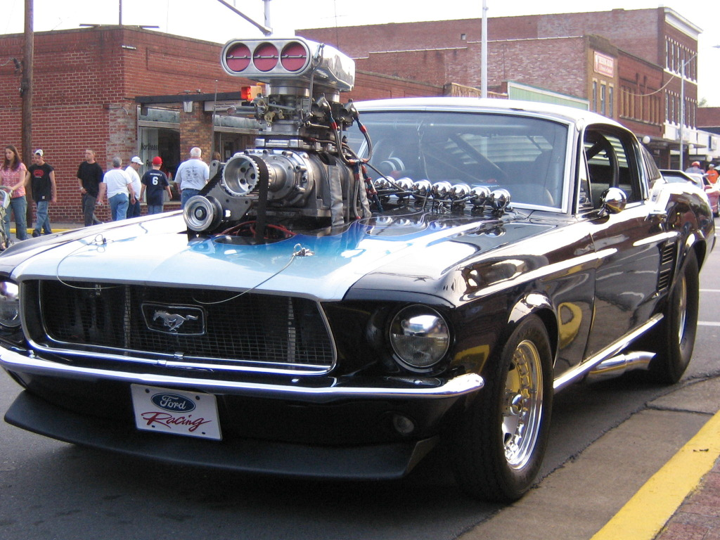 Picture Of 1969 Ford Mustang Exterior