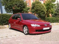 Picture of 1998 Peugeot 306, exterior, gallery_worthy