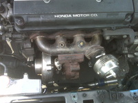 1997 Acura Integra 2 Dr GS-R Hatchback picture, engine
