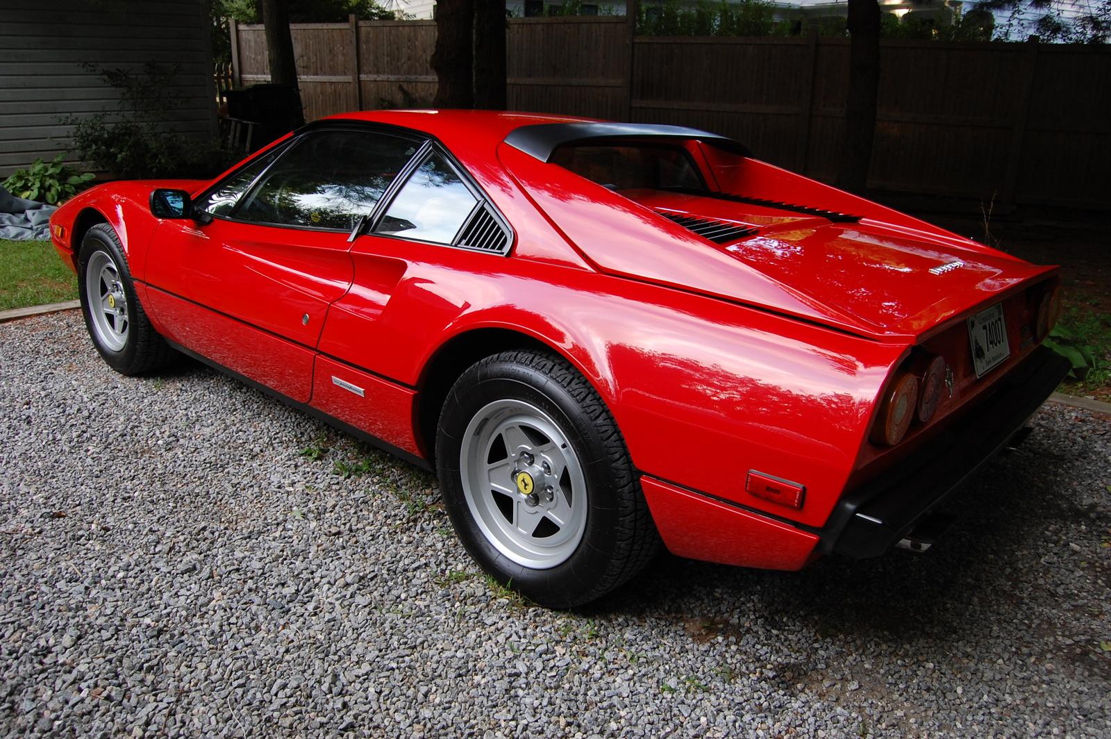 1984 Ferrari 308 Pictures Cargurus