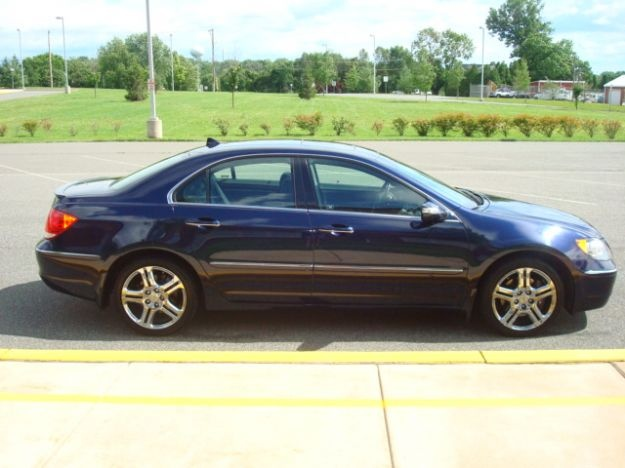 Picture of 2005 Acura RL SH-AWD, exterior, gallery_worthy