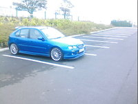 Picture of 2002 MG ZR, exterior
