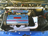 Picture of 2002 MG ZR, engine, gallery_worthy