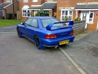 1996 Subaru Impreza Picture Gallery