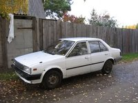 1982 Nissan Sunny Overview