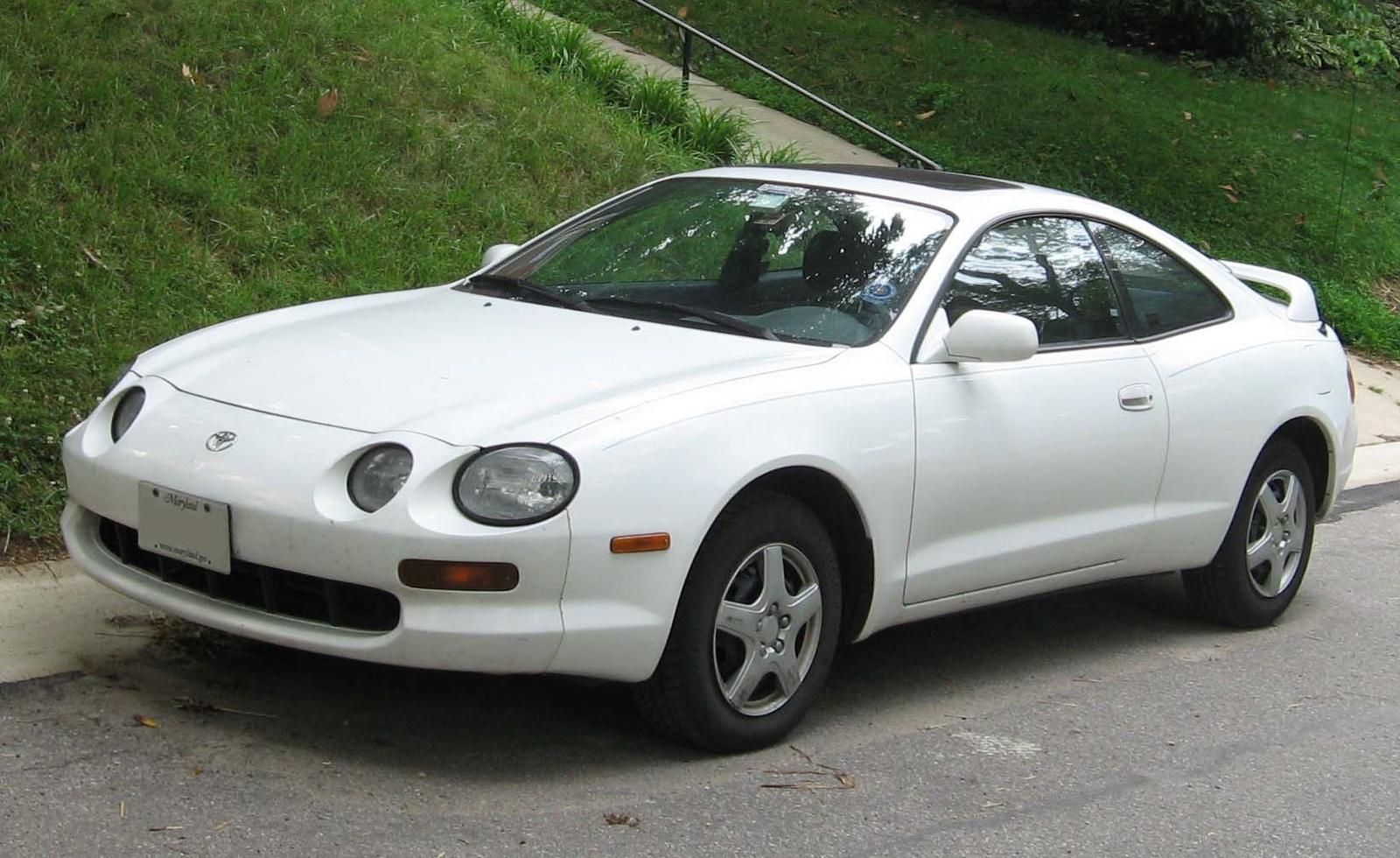 1996 Toyota Celica Exterior Pictures Cargurus