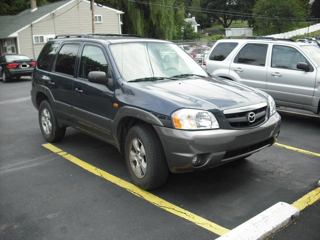 Picture of 2004 Mazda Tribute, exterior, gallery_worthy