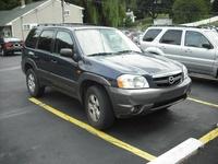 2004 Mazda Tribute Picture Gallery