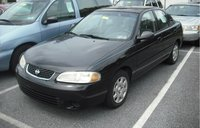 2001 Nissan Sentra Picture Gallery