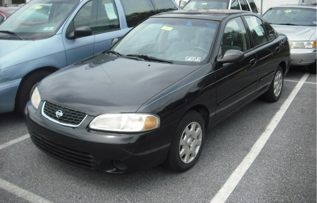 Picture of 2001 Nissan Sentra GXE