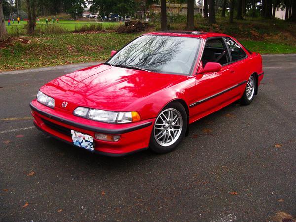 1993 Acura Integra - Pictures - 1993 Honda Integra picture - CarGurus