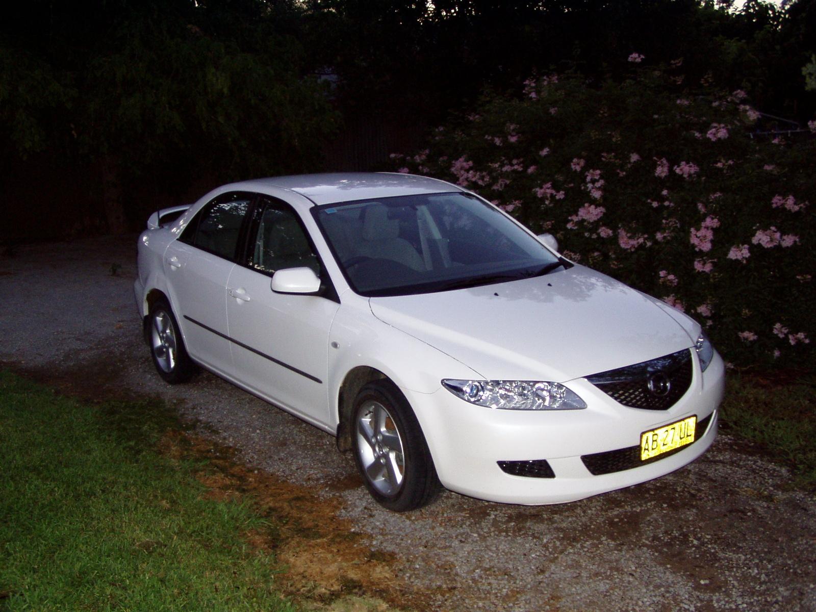 2005 Mazda Mazda6 4 Dr I Sport Sedan Pic 1996330061662050981