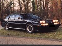 1981 Aston Martin Lagonda Overview