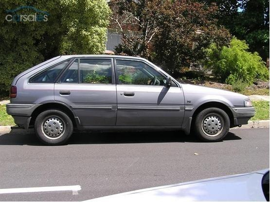 Picture of 1987 Ford Laser
